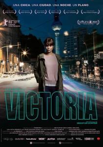 Póster de la película Victoria