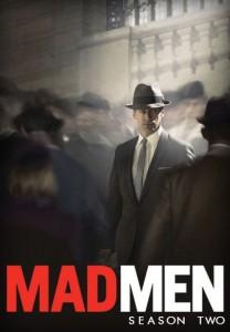 Póster de la serie Mad Men Temporada 2