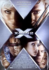 Póster de la película X-Men 2