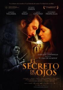 Póster de la película El secreto de sus ojos
