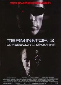 Póster de la película Terminator 3: La rebelión de las máquinas