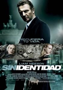 Póster de la película Sin identidad