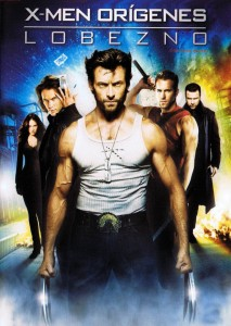 Póster de la película X-Men Orígenes: Lobezno
