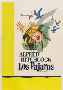 Póster de la película Los pájaros