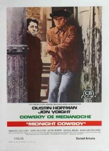 Póster de la película Cowboy de Medianoche