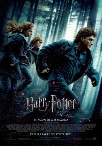 Póster de la película Harry Potter y las Reliquias de la Muerte – Parte I