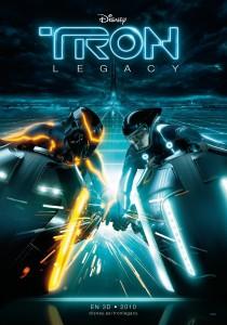 Póster de la película TRON: Legacy