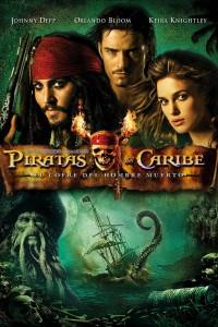 Póster de la película Piratas del Caribe: El cofre del hombre muerto