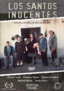 Póster de la película Los santos inocentes