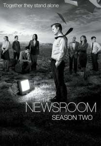 Póster de la serie The Newsroom Temporada 2