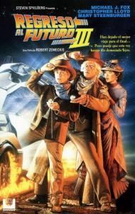 Póster de la película Regreso al futuro III