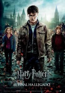 Póster de la película Harry Potter y las Reliquias de la Muerte – Parte II