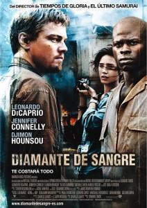 Póster de la película Diamante de sangre