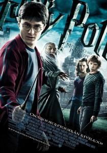 Póster de la película Harry Potter y el misterio del príncipe