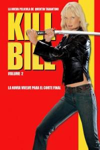 Póster de la película Kill Bill. Volume 2