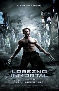 Póster de la película Lobezno inmortal