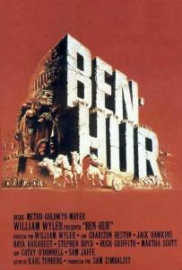 Póster de la película Ben-Hur