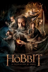 Póster de la película El Hobbit: La desolación de Smaug