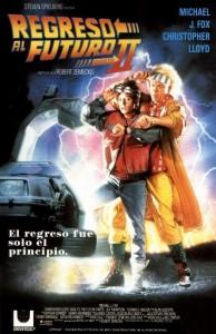 Póster de la película Regreso al futuro II