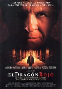 Póster de la película El Dragón Rojo