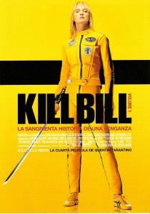 Póster de la película Kill Bill. Volume 1