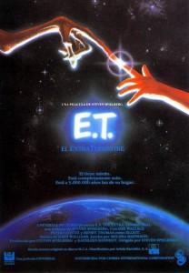 Póster de la película E.T. El extraterrestre
