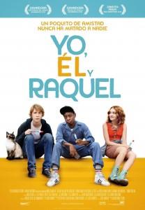 Póster de la película Yo, él y Raquel