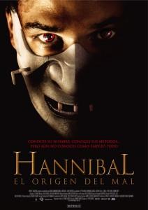 Póster de la película Hannibal, el origen del mal