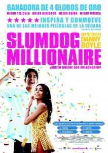 Póster de la película Slumdog Millionaire