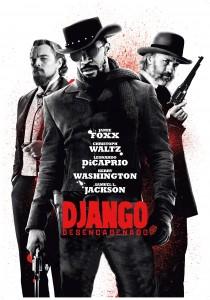 Póster de la película Django desencadenado