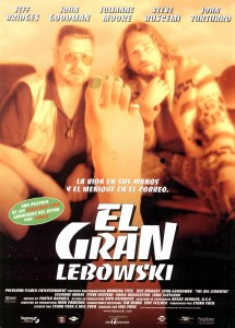 Póster de la película El Gran Lebowski