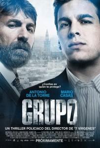 Póster de la película Grupo 7