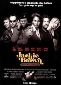Póster de la película Jackie Brown