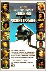 Póster de la película Asesinato en el Orient Express