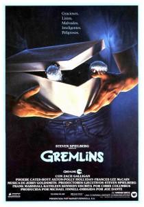 Póster de la película Gremlins