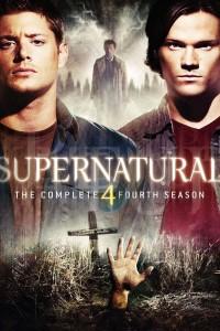 Póster de la serie Sobrenatural Temporada 4