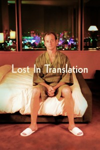 Póster de la película Lost in Translation