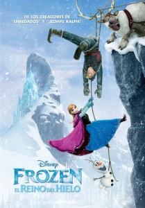 Póster de la película Frozen: El reino del hielo