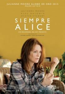 Póster de la película Siempre Alice