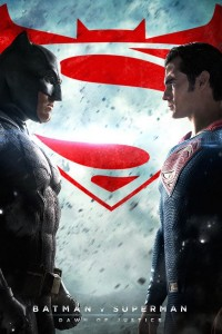 Póster de la película Batman v Superman: El Amanecer de la Justicia