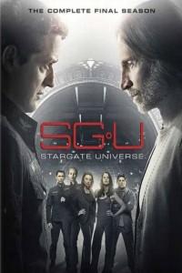 Póster de la serie Stargate Universe Temporada final 2
