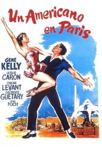 Póster de la película Un americano en París