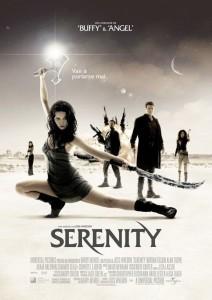 Póster de la película Serenity