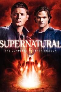 Póster de la serie Sobrenatural Temporada 5