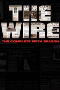 Póster de la serie Bajo escucha (The Wire) Temporada Final 5