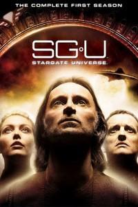 Póster de la serie Stargate Universe Temporada 1