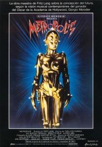 Póster de la película Metrópolis