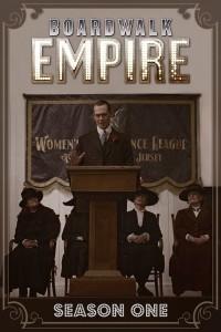 Póster de la serie Boardwalk Empire Temporada 1