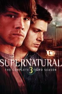 Póster de la serie Sobrenatural Temporada 3
