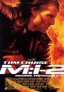 Póster de la película Misión Imposible 2